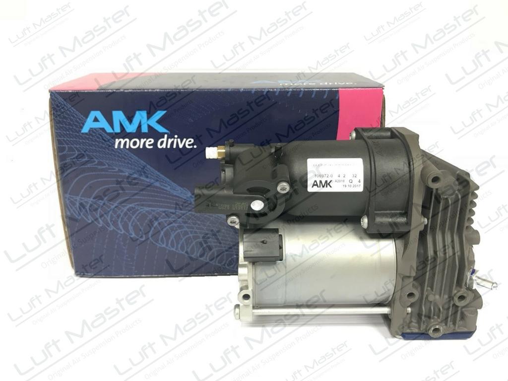 New original BMW X5 E70 air suspension compressor AMK