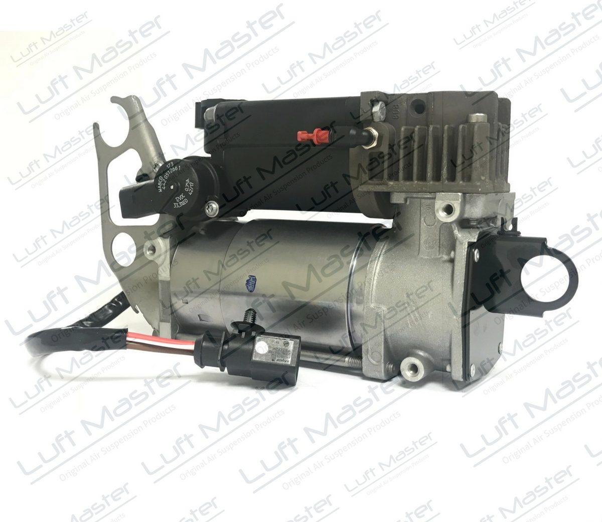 New original Porsche Cayenne air suspension compressor WABCO